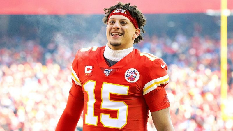Kansas City Chiefs QB Patrick Mahomes Signs On To Coalition Of Ballers & Celebs Opposing Prez Trump With GOTV Effort