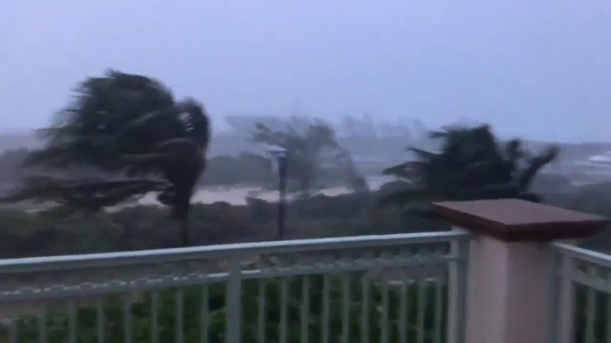 Hurricane Isaias heading for Florida after battering Bahamas with 85mph winds
