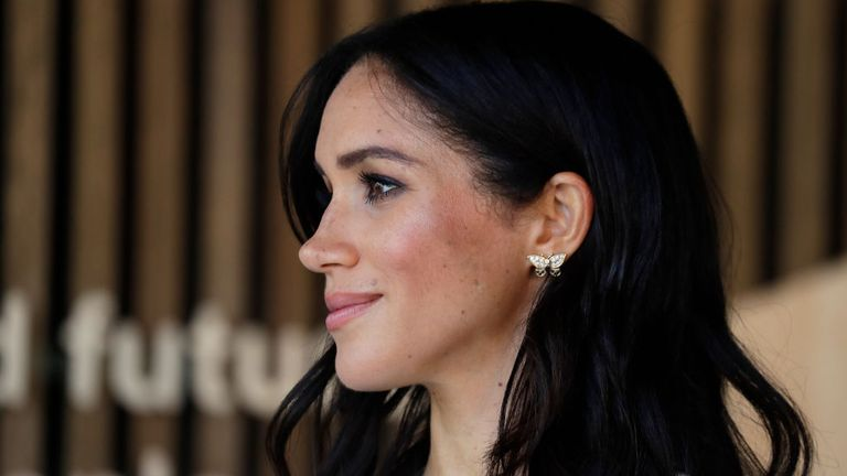 Meghan hits out at 'toxicity' of media attention she has faced