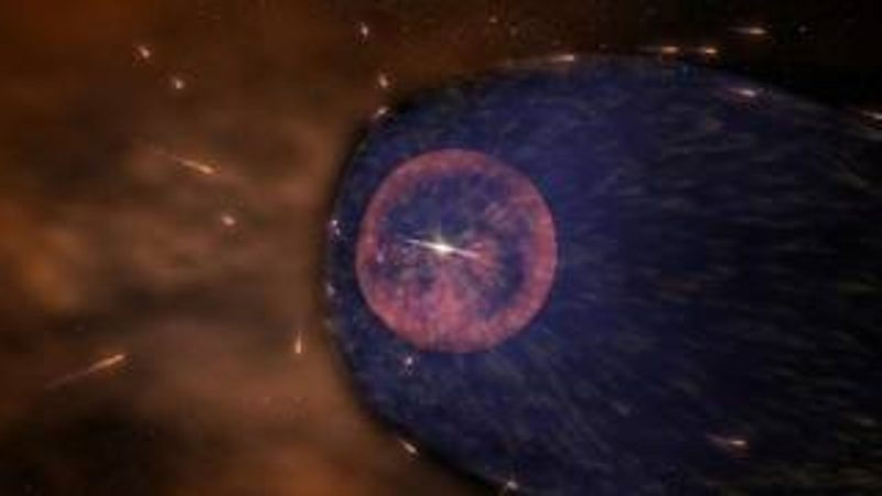 NASA says we all live in a giant bubble shaped like a 'deflated croissant'