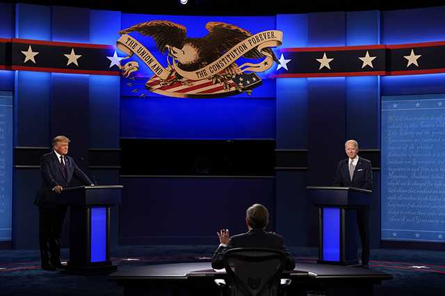 Fact Check: First presidential debate