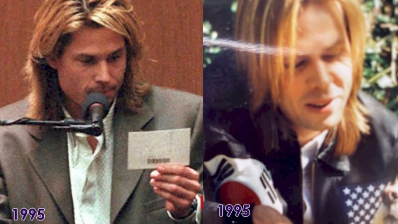 Kato Kaelin; Kelly Cash Family Resemblance? See Them Both Now.