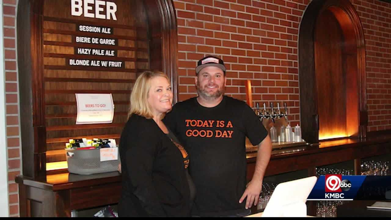 'Let's go!': Global pandemic reinforces local brewery's mindset