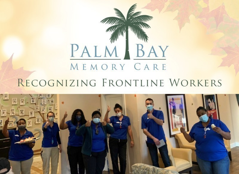 Staff Appreciation Celebration Recognizes Frontline Workers Serving Seniors at Palm Bay Memory Care