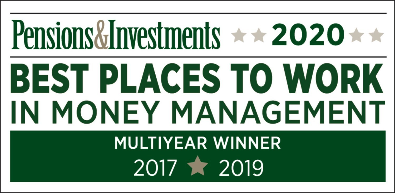 Spectrum Investment Advisors Was Named A Best Place To Work In Money Management By Pensions & Investments