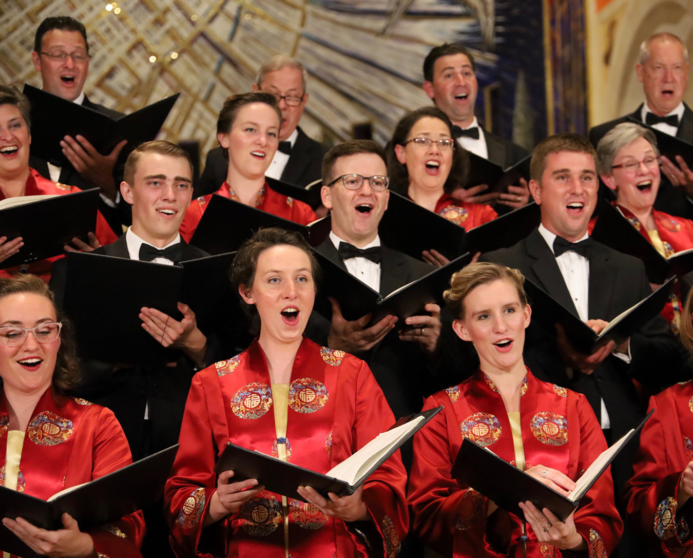 Gloriae Dei Cantores' Musical Advent Calendar is Available for Listening All the Way to Christmas!