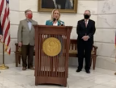 Rutledge gets out in front of legislative redistricting process