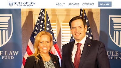 What does Leslie Rutledge know about this?
