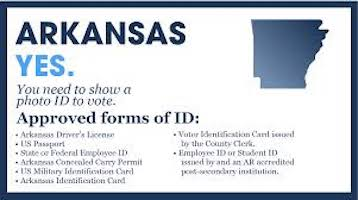 Arkansas Republicans join vote suppression parade with stiffer ID requirement