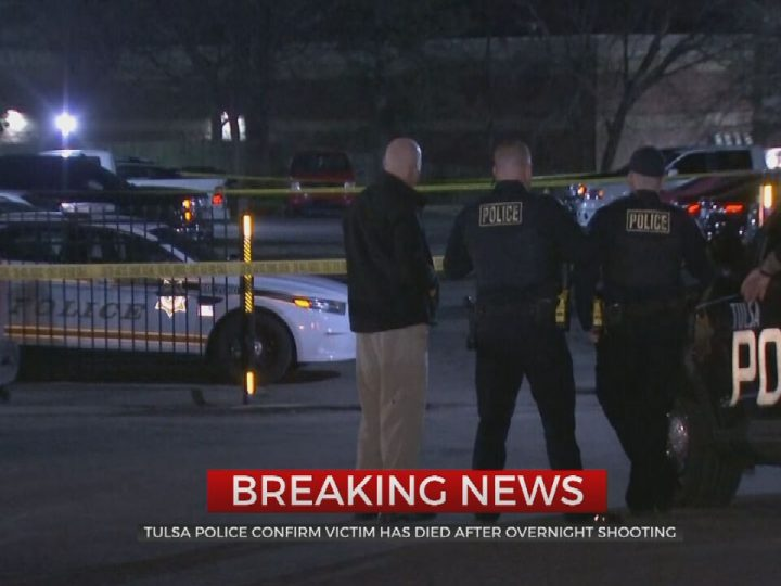 Police Identify Suspect Involved In Deadly Shooting At Tulsa Apartment Complex