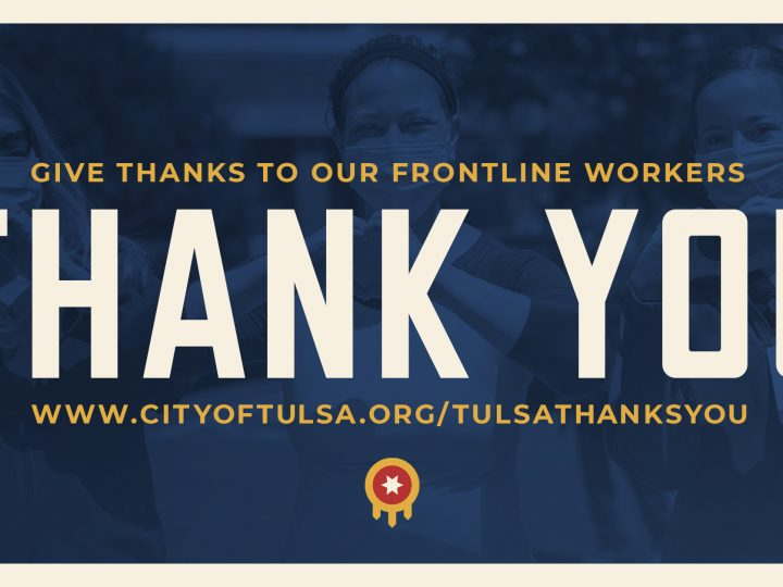 City releases Tulsa Thanks You video project to honor healthcare workers  FOX23 News