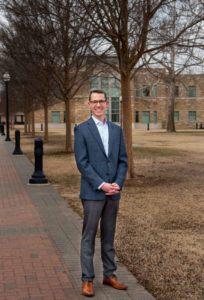 Back home- A journey from student to professor – The University of Tulsa