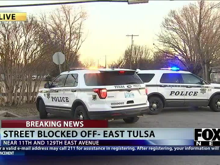 Five detained after gunfire exchanged with Tulsa police during drug search   FOX23 News