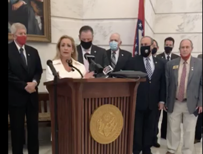 Demagoguery today: Rutledge going after the 'cancel culture'