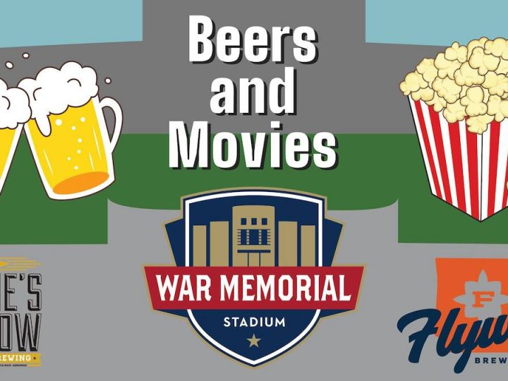"""Flyway and Stone's Throw to host screenings of """"Spaceballs"""" and """"Three Amigos"""" at War Memorial Stadium"""