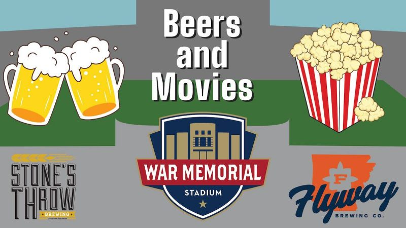 "Flyway and Stone's Throw to host screenings of ""Spaceballs"" and ""Three Amigos"" at War Memorial Stadium"