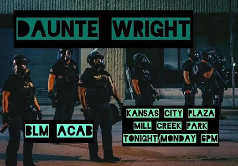 TKC BREAKING NEWS!!! ANTI-POLICE ACTIVISTS ANNOUNCE KANSAS CITY COUNTRY CLUB PLAZA PROTEST AMID KILLING OF DAUNTE WRIGHT OUTRAGE!!!