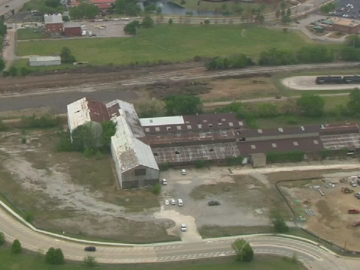 City Of Tulsa Seeks Developers To Work On Abandoned Industrial Site