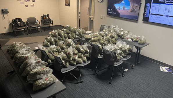 Here's How JoCo Sheriffs Discovered 150lbs Of Weed