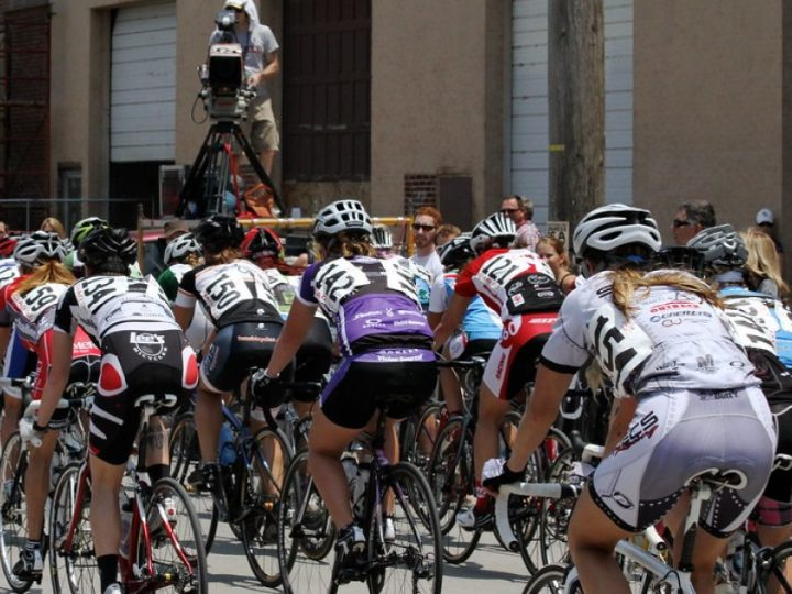 Tulsa Tough is back with the second day of racing underway