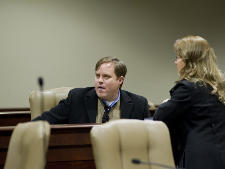 Government responds to former Sen. Jon Woods' request to set bribery conviction aside