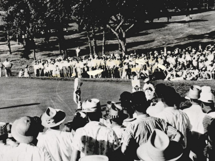 Throwback Tulsa- Tommy Bolt wins U.S. Open at Southern Hills on this day in 1958 – History