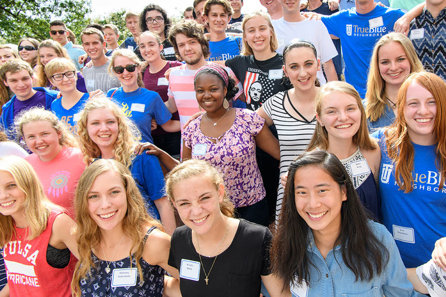 Update on in-person campus operations (employee email) – The University of Tulsa