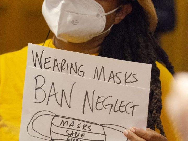 Here's the lawsuit challenging the state mask mandate ban