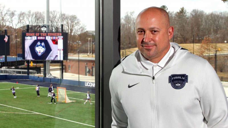 UConn AD David Benedict optimistic about football program, cautious about COVID complications