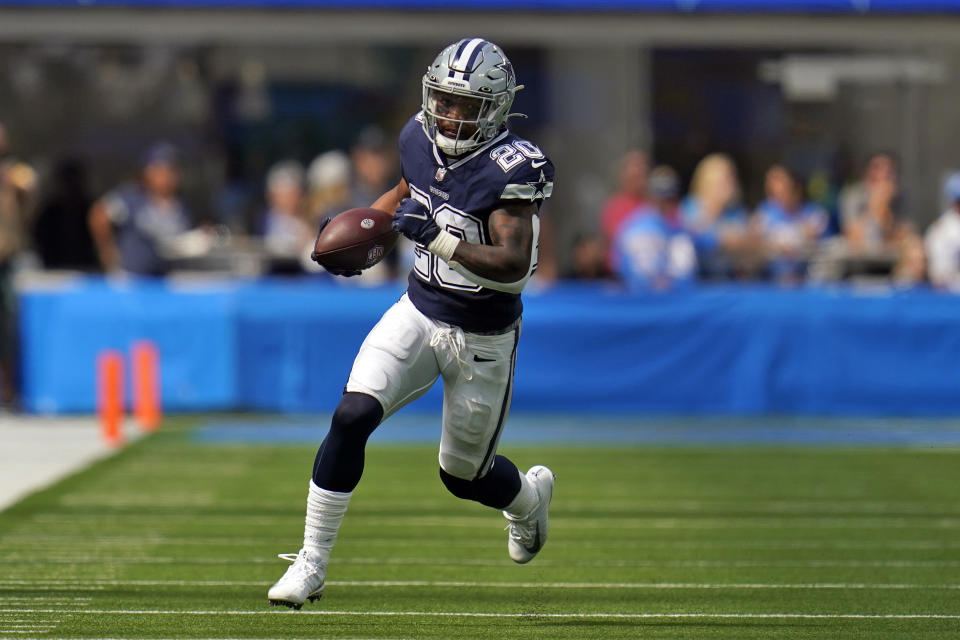 Who should be the Cowboys' featured RB?
