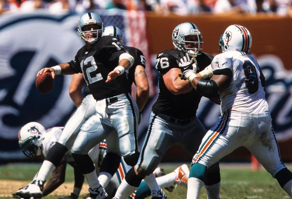 9 former Raiders among modern-era nominees for Pro Football Hall of Fame class of 2022