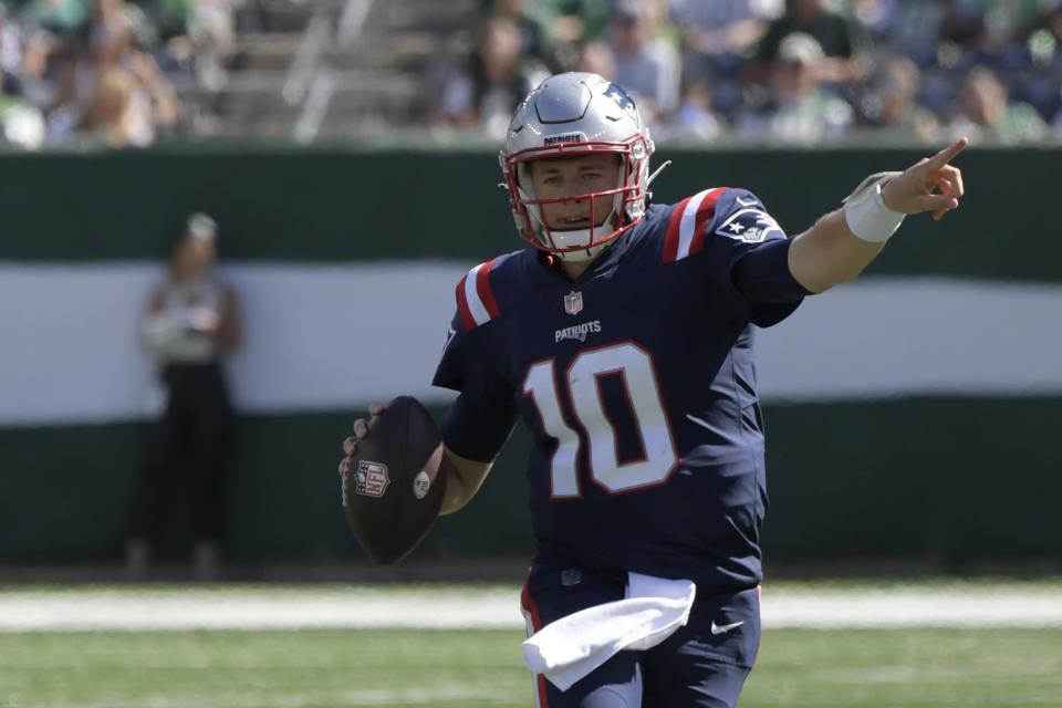 Patriots podcast: Why Mac Jones' breakout game is likely coming