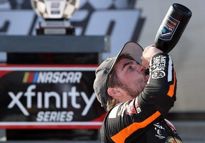 Take him or leave him: Noah Gragson is fast, frustrating and ready to compete for a title