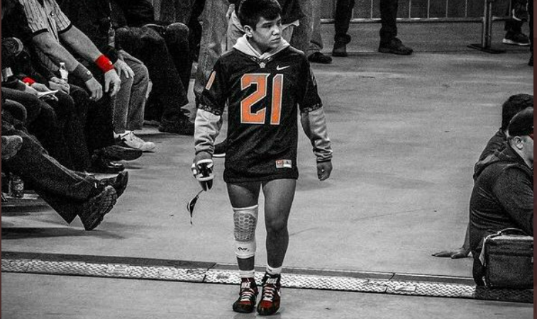 Zach Blankenship Commits to Wrestle at Oklahoma State – Pistols Firing