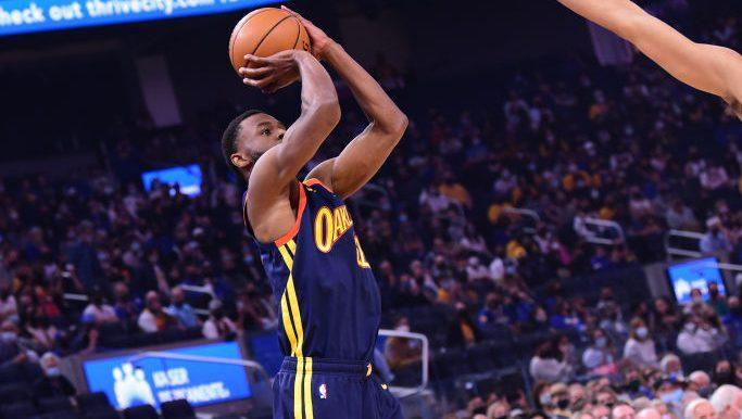Report: Despite requirement for Warriors home games, Andrew Wiggins still not vaccinated