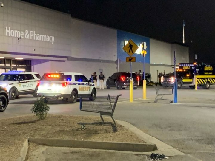 Hours-long standoff leads to arrest at Tulsa Walmart