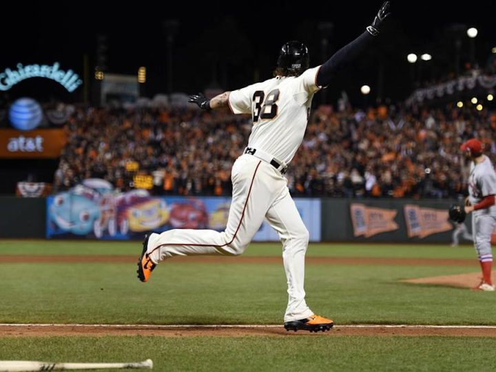 Michael Morse has ironic take on Giants-Dodgers NLDS Game 5 ending