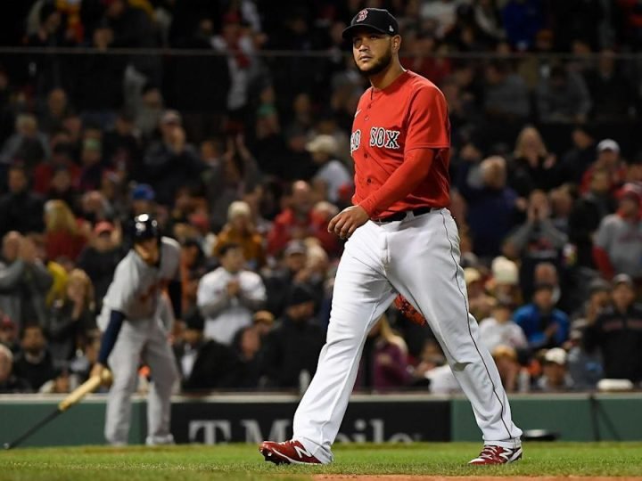 The Red Sox are two wins away from the World Series, and it seems inevitable