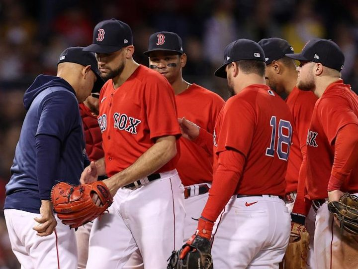 Road to World Series now goes through Houston for Red Sox