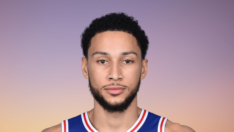 Ben Simmons back to practice with 76ers