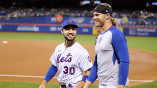 Who had the more impactful Mets career: Conforto or Syndergaard?   Baseball Night in NY