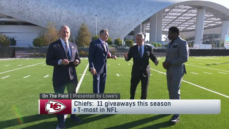 Kurt Warner diagnoses what's plaguing Chiefs offense through first five weeks of '21