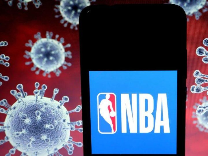NBA goes with fast, high-tech option for COVID testing