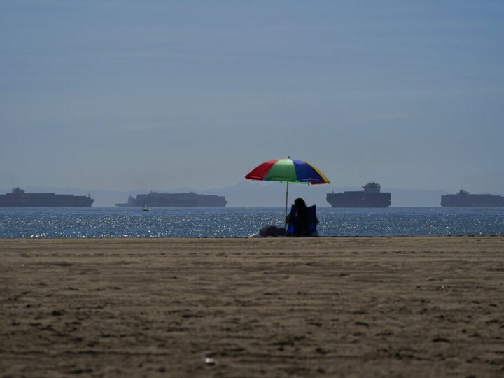 Supply chain issues force Port of Los Angeles to go 24/7 to ease shipping backlog