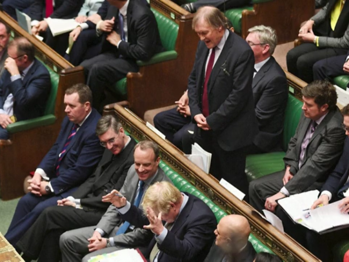 British lawmaker Amess stabbed multiple times in church