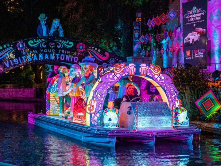 Nation's Largest Day of the Dead Celebration, in San Antonio, Returns with In-Person Events