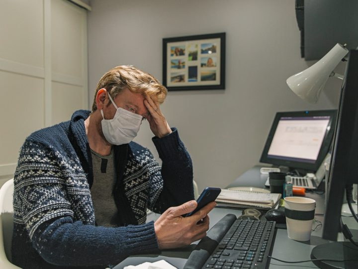 Still working from home? 7 in 10 remote workers feeling impact of social isolation