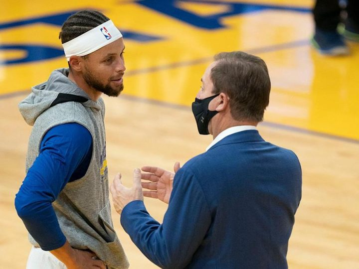 Warriors' total roster cost for 2021-22 NBA season over $334M