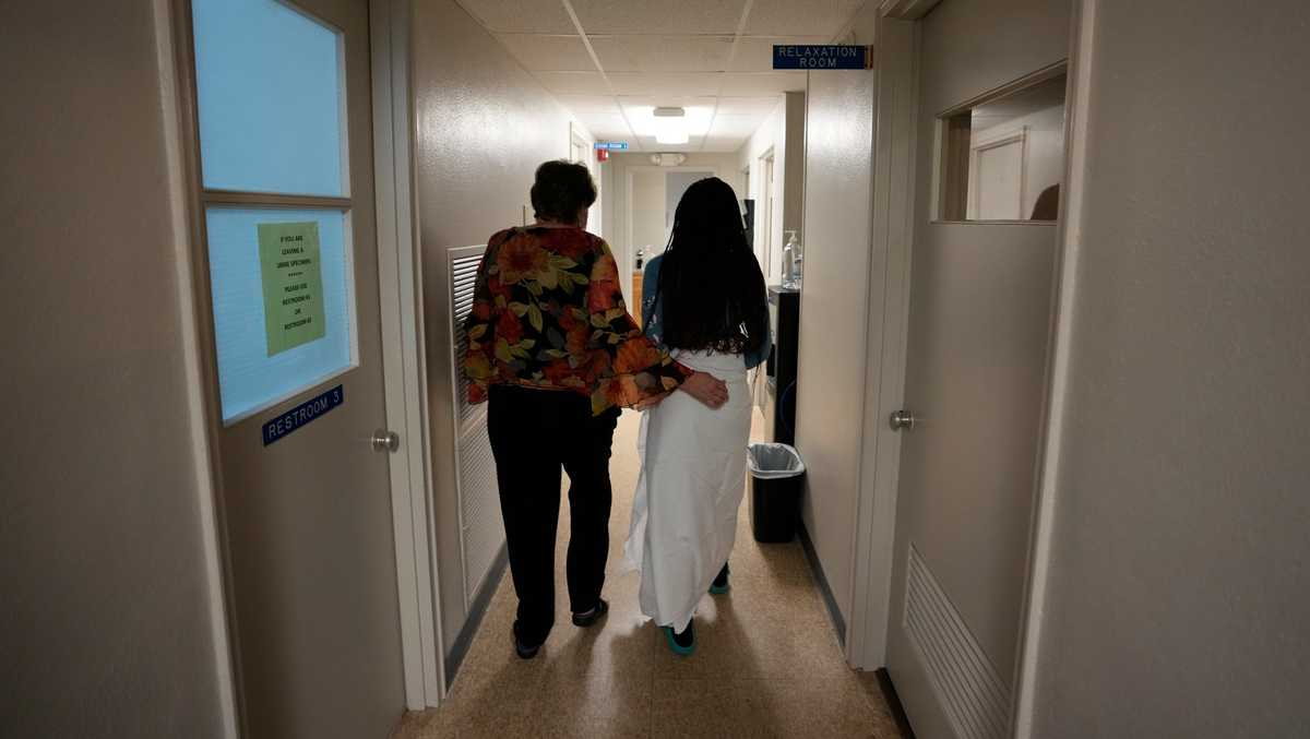 'We have to be heard': Texas women travel to seek abortions