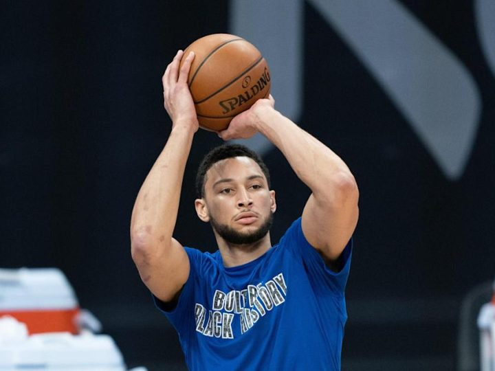 Doc Rivers, Sixers react to Ben Simmons returning to practice with the team